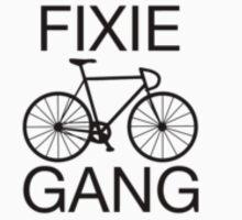 Fixie Gang Pocket by dogxdad