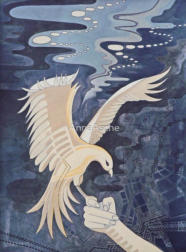 A Bird's Perspective by AnnaAsche