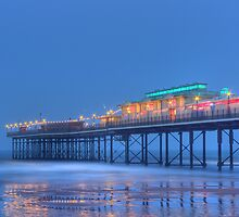 Pier into the Twilight by phil hemsley