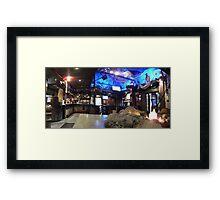 Smugglers Inn Framed Print