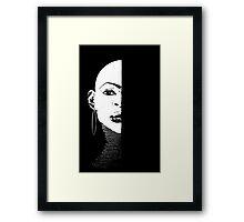 tribal 2 Framed Print