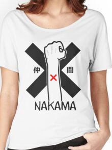 Nakama Women's Relaxed Fit T-Shirt