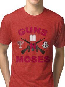Guns 'n Moses Tri-blend T-Shirt