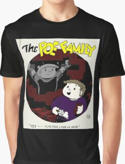 The Poe Family Graphic T-Shirt