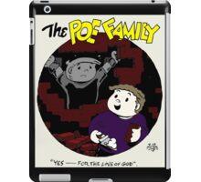 The Poe Family iPad Case/Skin