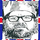Jim Royle 'Jubilee My Arse' Image by chrisjh2210