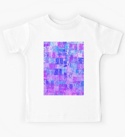 1065 Abstract Thought Kids Tee