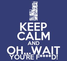 Pokemon, Missingno Keep Calm by sonicfan114