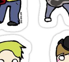 Patrick Stump Eras Stickers Sticker