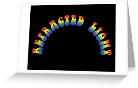 It's Just Refracted Light by Jonah Block