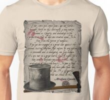 Address of the Night Unisex T-Shirt