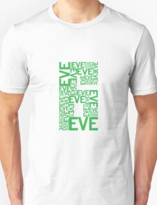 Eve 6 Typography Shirt - Green Unisex T-Shirt