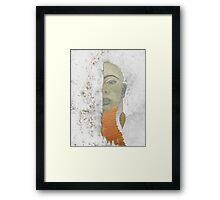 tribal 4 Framed Print
