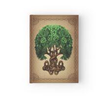 Celtic Tree of Life Journal  Hardcover Journal