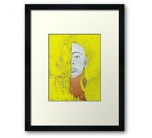 tribal 5 Framed Print