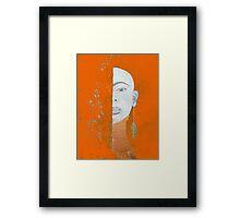 tribal 6 Framed Print