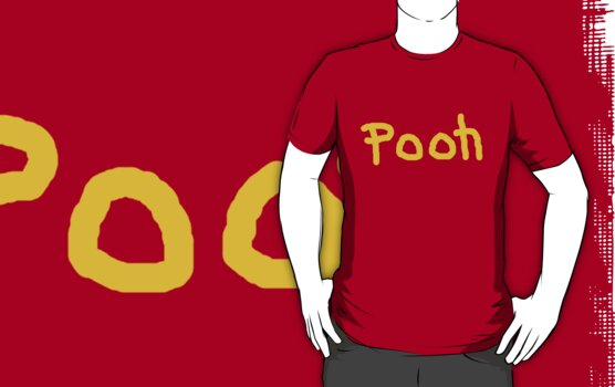 Winnie the Pooh shirt by contentzombie