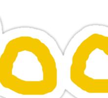 Winnie the Pooh shirt Sticker