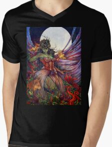 Queen of the Forest  Mens V-Neck T-Shirt
