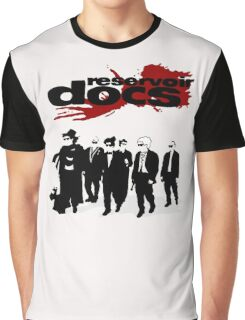 Reservoir Docs Graphic T-Shirt
