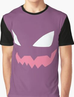 Haunter face Graphic T-Shirt