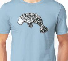 Manatee blue Unisex T-Shirt