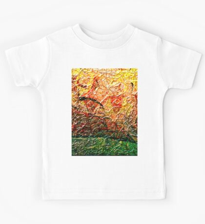 1171 Abstract Thought Kids Tee