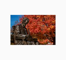 Gettysburg College - Fall - Abraham Lincoln Memorial Unisex T-Shirt