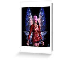 Fairy Angel Greeting Card