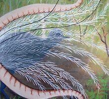 Elusive Lyrebird by Faye Doherty