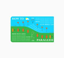 How To Paraglide — Infographic Classic T-Shirt