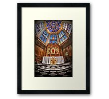 Shelter For Thy Soul Framed Print