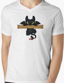 Useless Reptile  Mens V-Neck T-Shirt