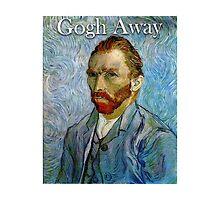 Gogh Away by velawesomraptor