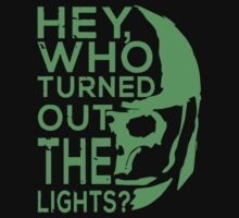 Who turned out the lights by coconos