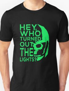 Who turned out the lights T-Shirt