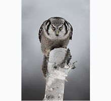 Northern Hawk-Owl Unisex T-Shirt
