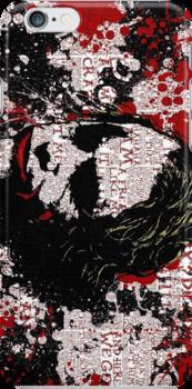 Joker by Beastychicken