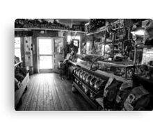 The Country Store Canvas Print