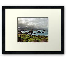 Rocks of Ages Framed Print