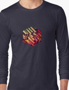wype dwwn thys Long Sleeve T-Shirt