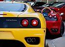 Ferrari Pair by dlhedberg