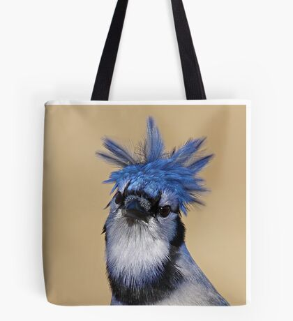 Is that you Don King? - Blue Jay Tote Bag