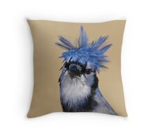 Is that you Don King? - Blue Jay Throw Pillow