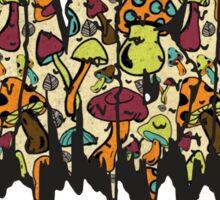 FBZ Shroom title  Sticker