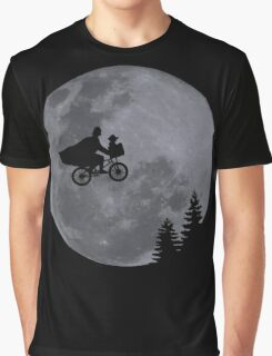 Escaping to the Dark Side Graphic T-Shirt