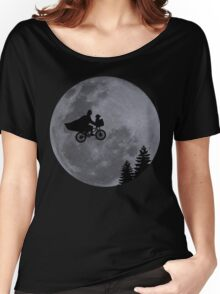 Escaping to the Dark Side Women's Relaxed Fit T-Shirt