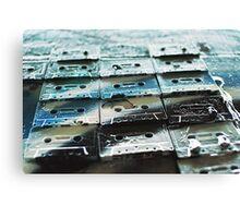 Embedded Audio Canvas Print