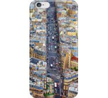 Paris Miniature 3 iPhone Case/Skin