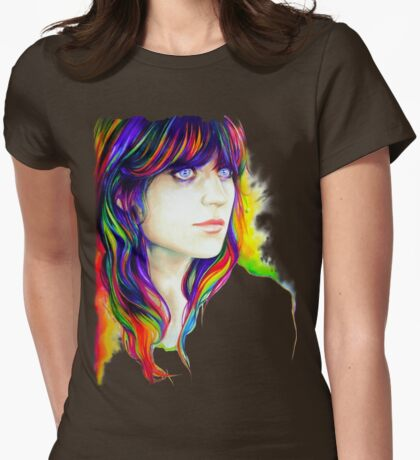 zooey Womens Fitted T-Shirt